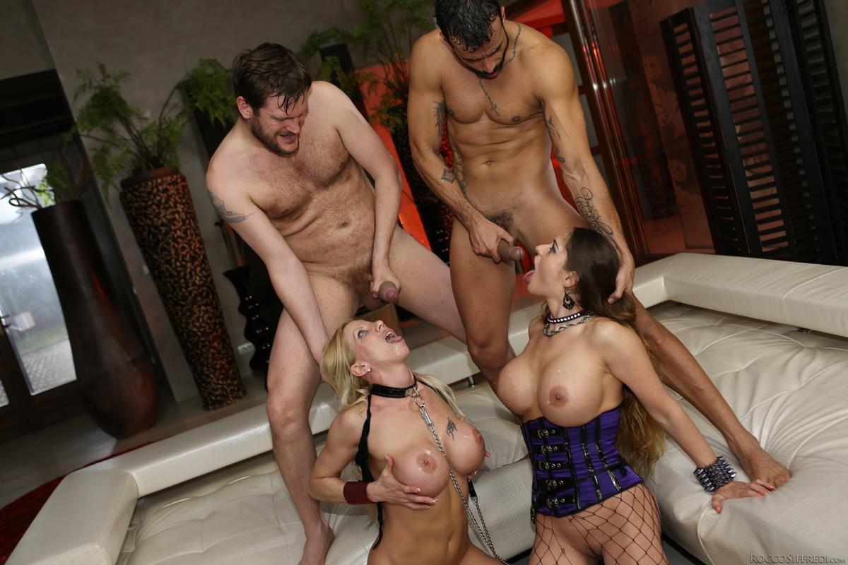 Big boob orgy adventures streaming photo