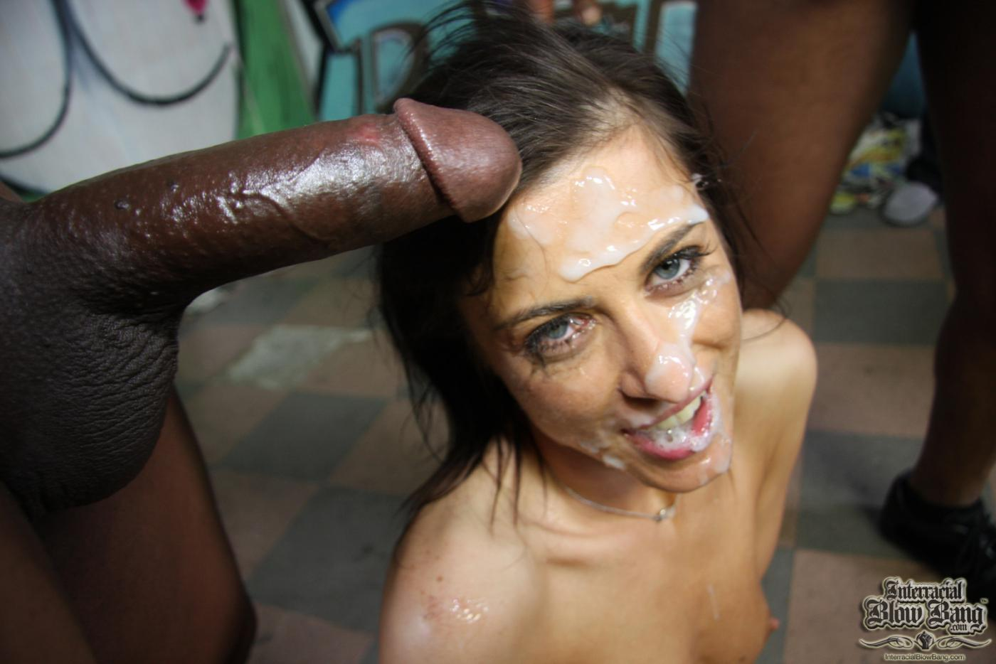 Ggkatie Best, Biggest Facial In The World Giggling Blonde Drowning In Cum Facefuck