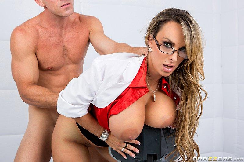 Holly Halston MILF porno