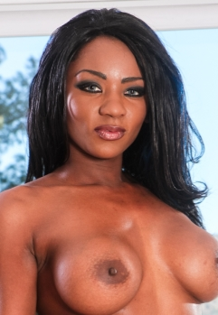 Ebony porn star persia